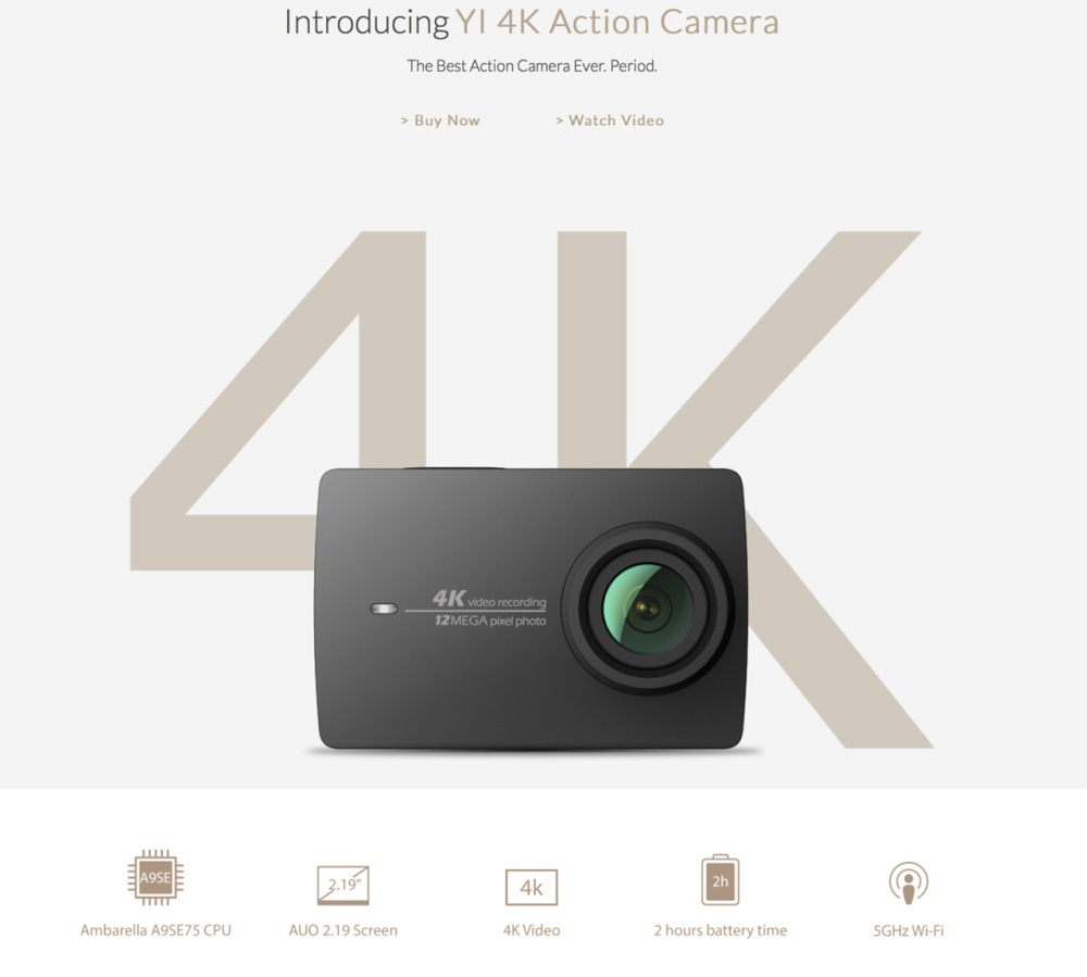 5  Action Camera Best Seller
